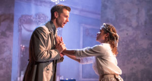 Wilf Scolding and Emma McDonald in 'The Sweet Science of Bruising'