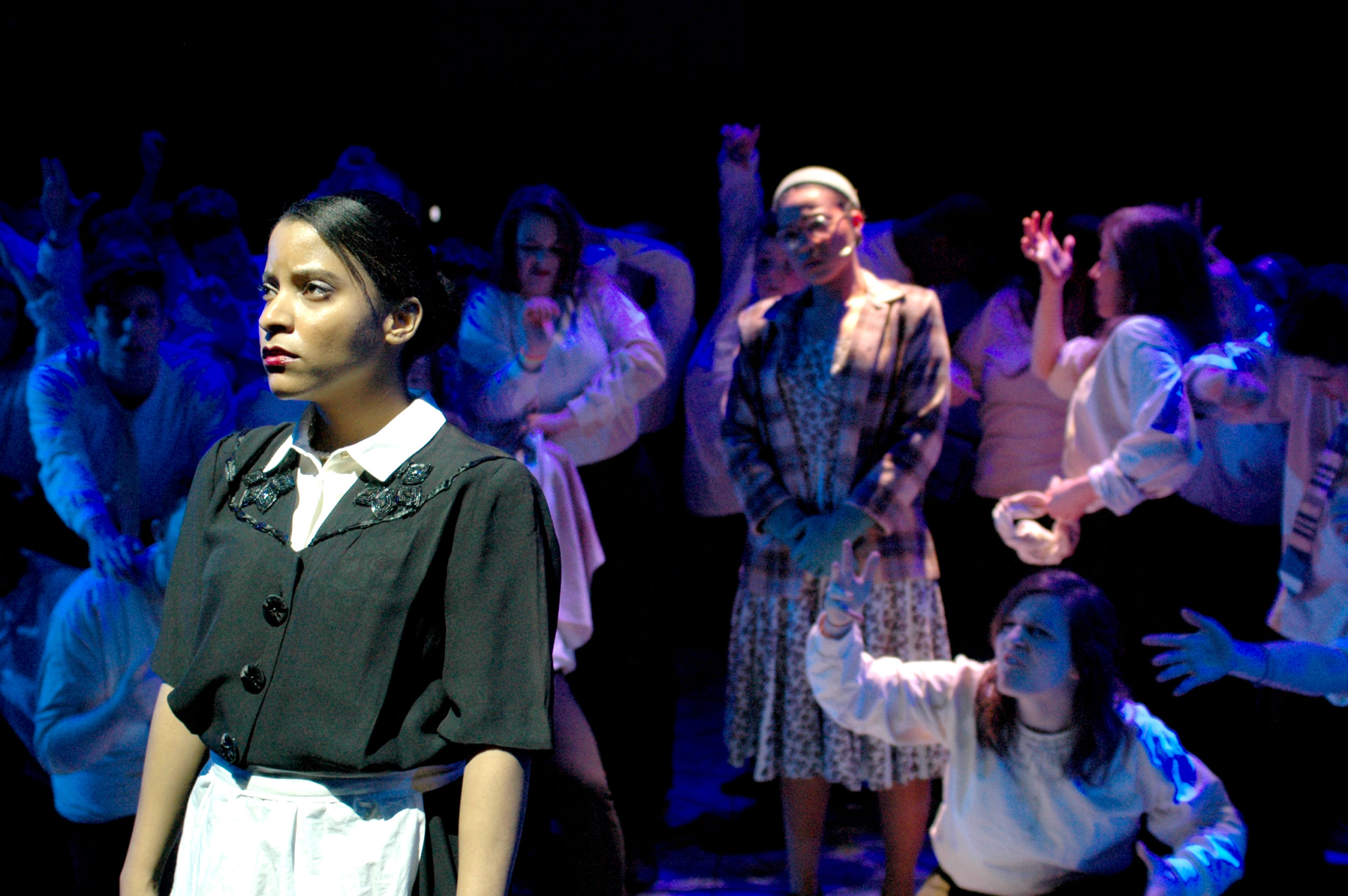 Blowin' in the Wind, Online at the Chickenshed - Review