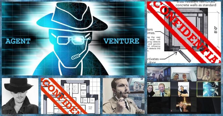 Review: Agent Venture, Online via Zoom