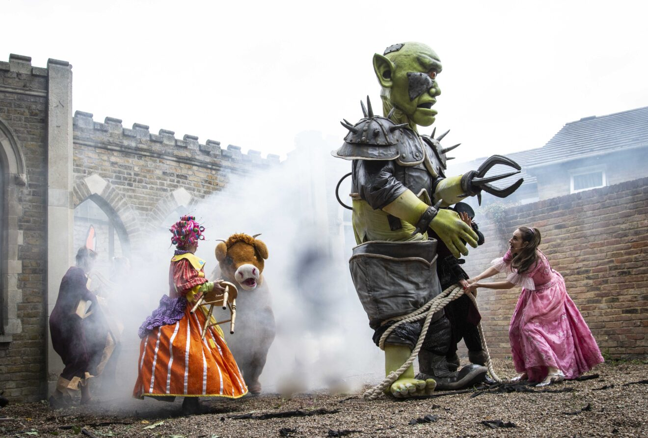 Review: Peter Duncan's 'Jack and the Beanstalk', Online Stream