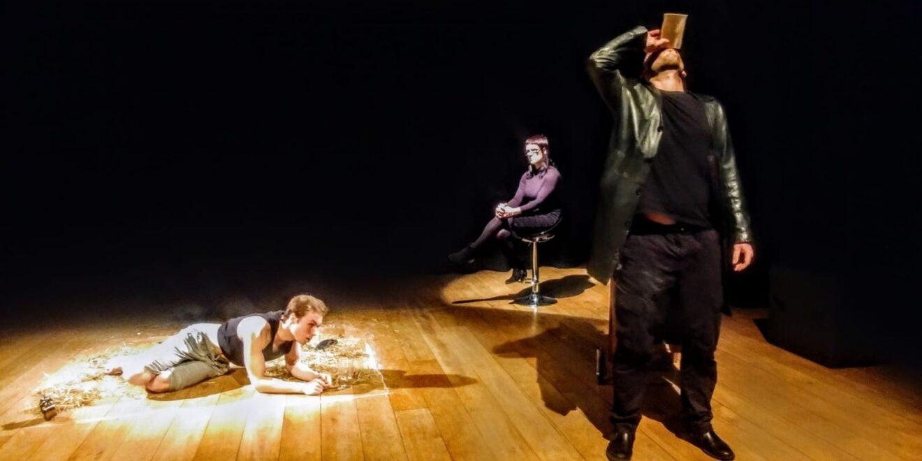 Review image for Kafka's The Hunger Artist