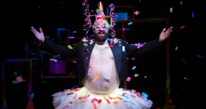 Review image for Party from Half Moon Theatre