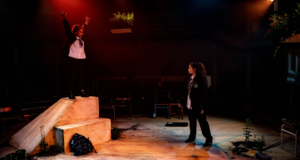 review image for Outside at Orange Tree Theatre