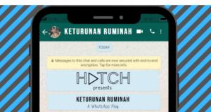 Review image for Keturunan Ruminah (Ruminah's Descendants): A WhatsApp Play