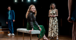 Review Image Shaw Shorts Orange Tree Theatre