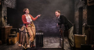 Review image for Lone Flyer at Jermyn Street Theatre