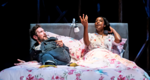 review image for Bad days and off nights at Greenwich Theatre