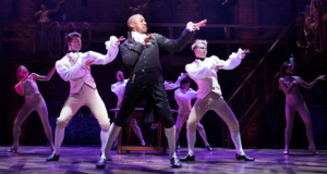 review image for Hamilton and me