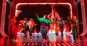 Review image for Be More Chill at Shaftesbury Theatre