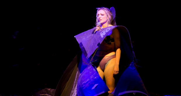 review image for life live at Battersea Arts Centre