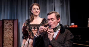 review image for Mr & Mrs Nobody at Jermyn Street Theatre
