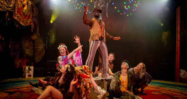 review image for Pippin at Charing Cross Theatre