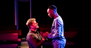 Review image for All That King's Head Theatre