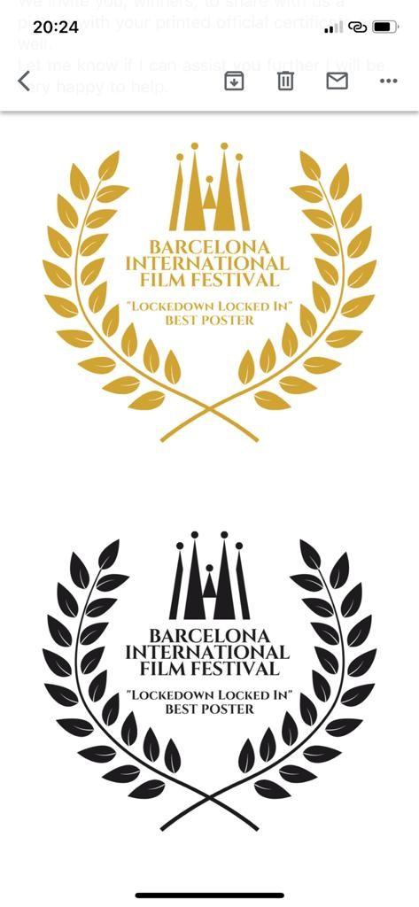 barcelona film fest award