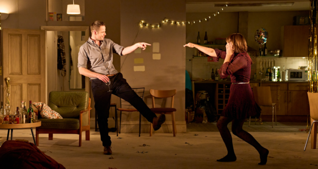 Review image for Beginnings at QUeen's Theatre Hornchurch