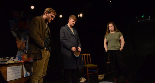 review image for Feathers at Lion and Unicorn Theatre