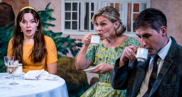 review image for Relatively Speaking at Jermyn Street Theatre