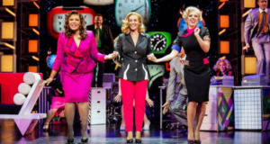 review image for 9 to 5 The Musical at New Wimbledon Theatre