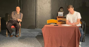 review image for Joe and ken at Old Red lion Theatre